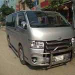 Hiace New Shape